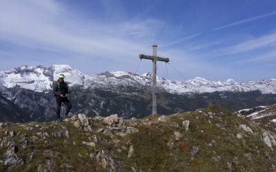 Auf die Allerleigrubenspitze- Stubaier Alpen