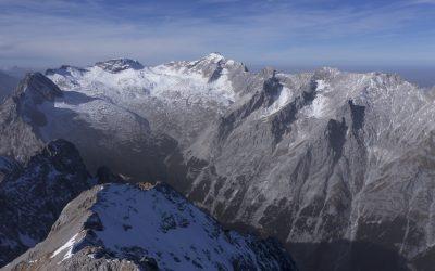 Der zweithöchste Gipfel in Deutschland- Hochwanner