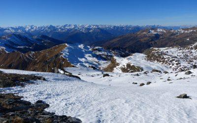 Lizumer Reckner und Geier- Tuxer Alpen