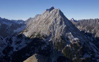Überschreitung Alpleskopf 2258m- Lechtaler Alpen