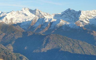 Auf den Blaser- Stubaier Alpen