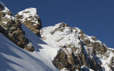 Auf die Hogerspitze im Wildlahner Tal- Tuxer Alpen