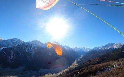 Wanderung zur Starkenburger Hütte- Stubaier Alpen
