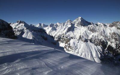 Auf einsamen Wegen auf die Rötenspitze- Stubaier Alpen
