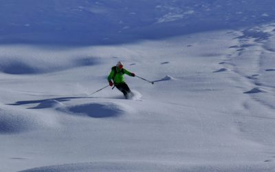Skitouren im Februar